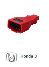MaxiSYS Pro - Переходник Honda 3