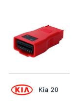 MaxiSYS Pro - Переходник Kia 20