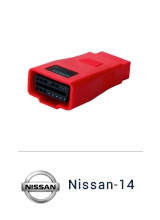 MaxiSYS Pro - Переходник Nissan 14